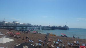 Um pouco sobre Brighton e Hove