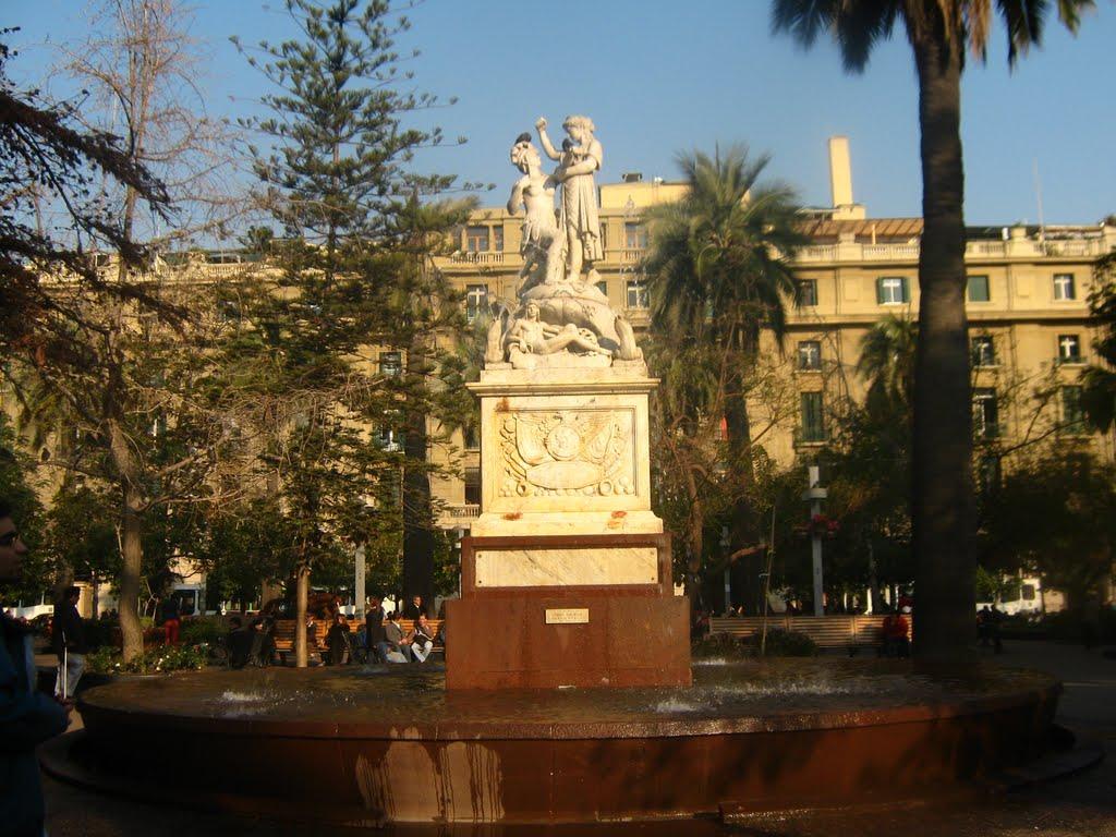 Plaza Simon Bolívar