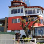 Chile - La Sebastiana, Casa de Pablo Neruda