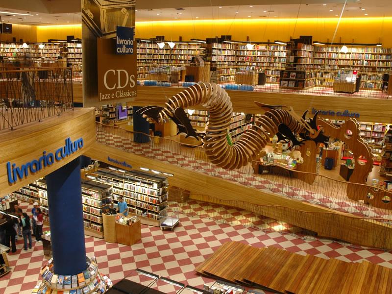Avenida Paulista - Livraria Cultura