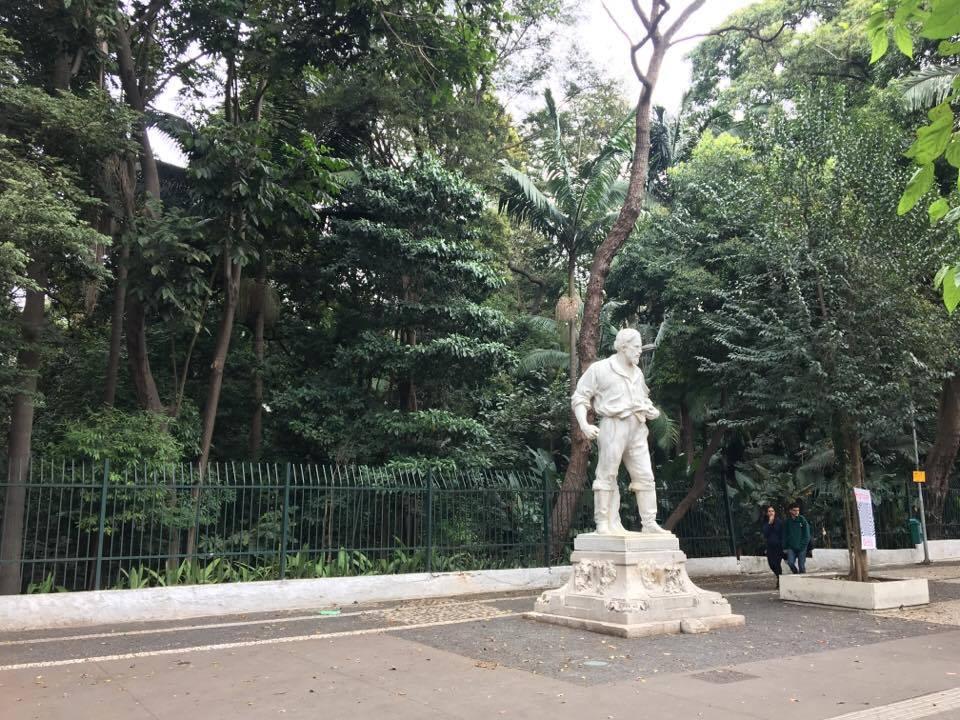 Avenida Paulista - Parque Trianon