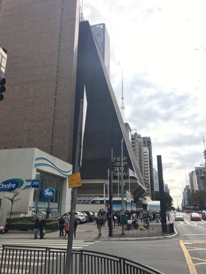 Avenida Paulista - FIESP