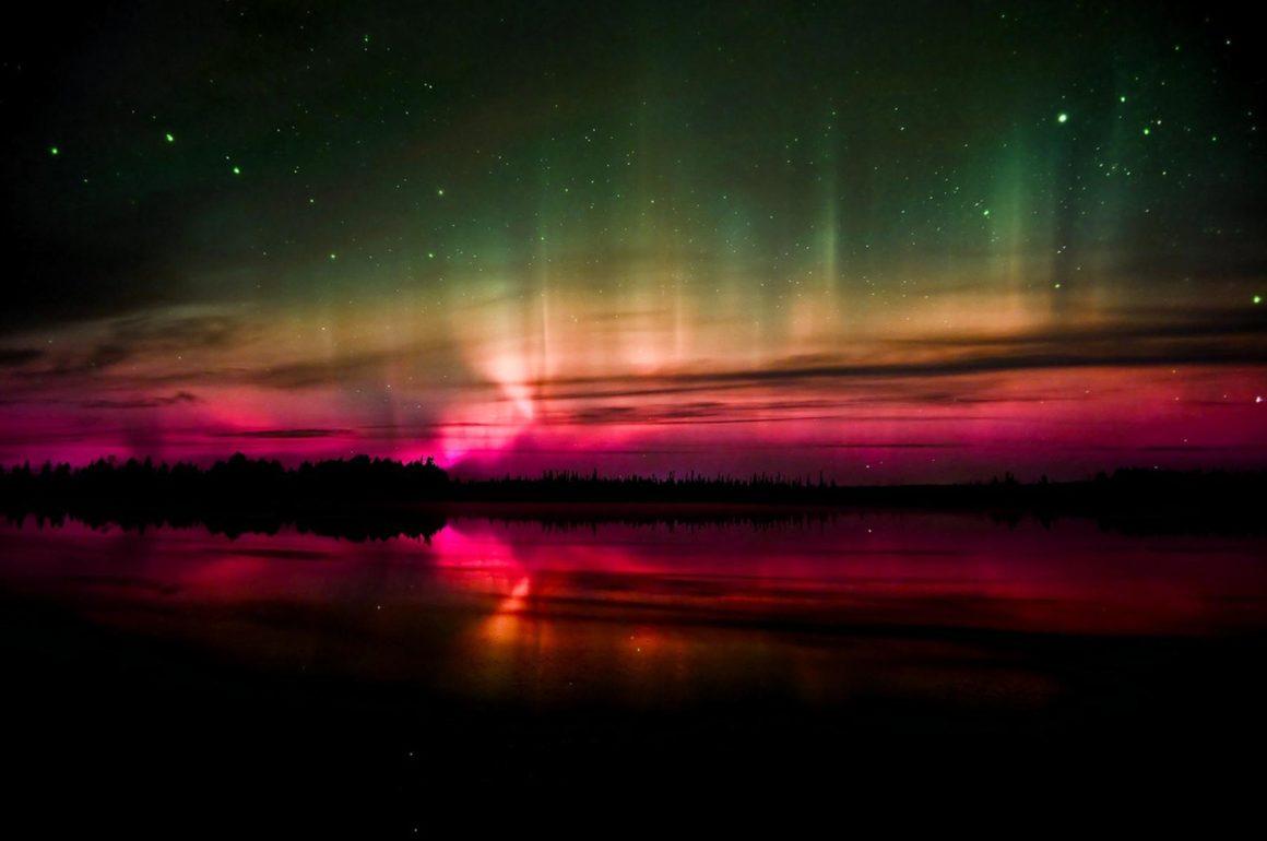 onde ver a aurora boreal lugares para conferir de perto