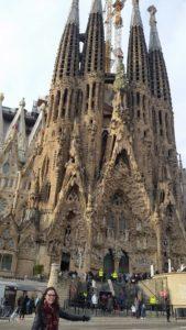 Barcelona e as maravilhosas obras de Gaudí